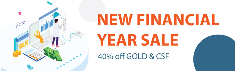 New Financial Year Sale