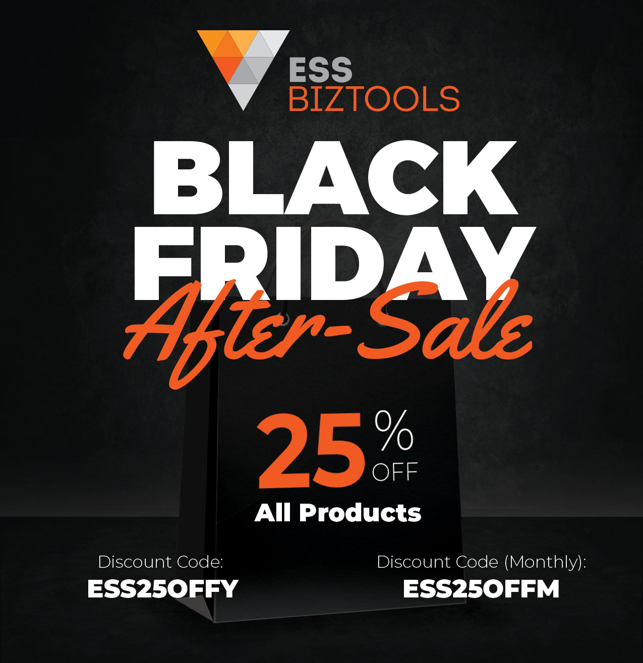 ess black friday aftersale