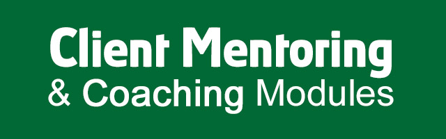 Client Mentoring & Coaching Modules