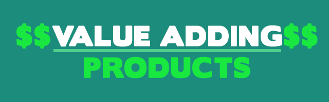 Value Adding Product Package