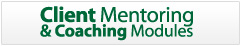 Client Mentoring & Coaching Modules - 13 business topics to help you assist and educate your SME clients.