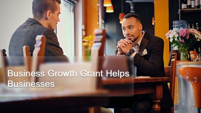 Business Growth Grant Helps Businesses