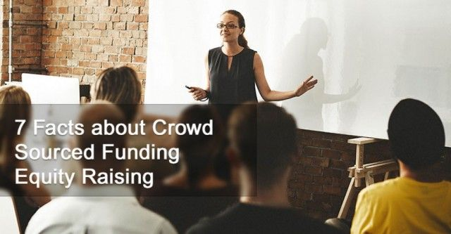 7 Facts Accountants Need To Know About Crowd Sourced Funding Equity Raising