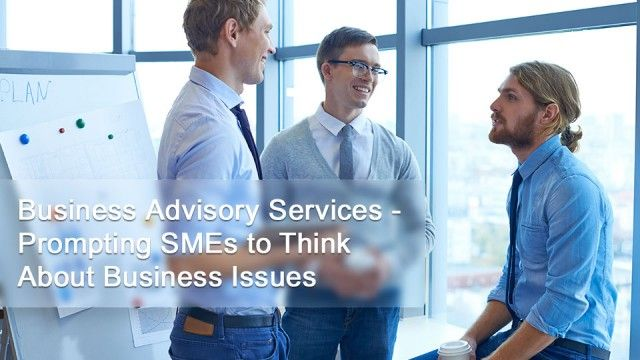Prompting SMEs to Think About Business Issues