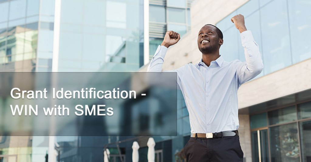 Grant Identification - WIN with SMEs