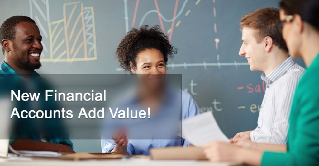 Do Financial Accounts Add Value