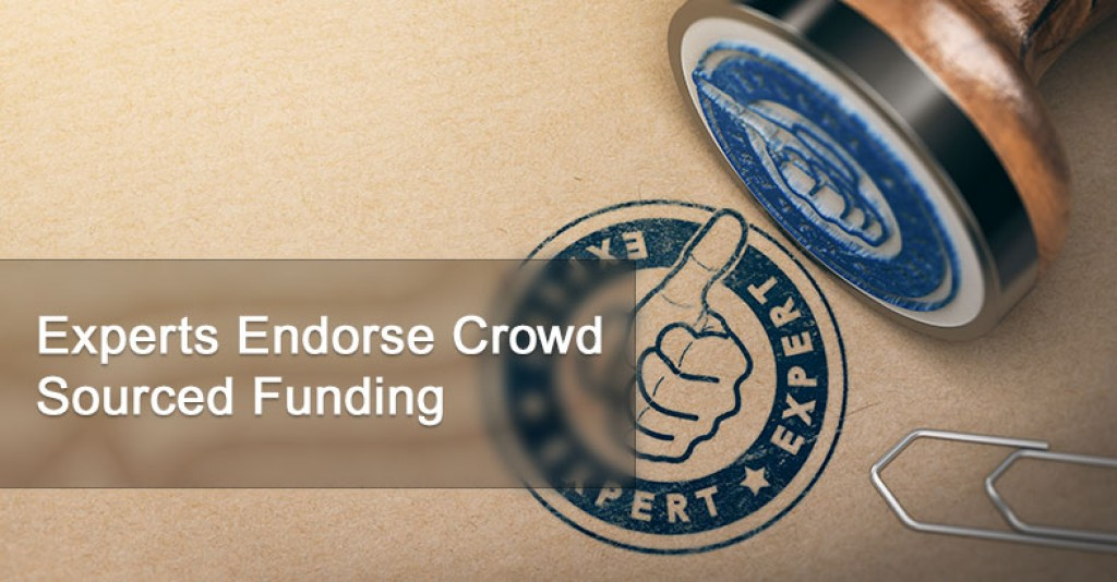 Experts Endorse Crowd Sourced Funding  Equity Raising