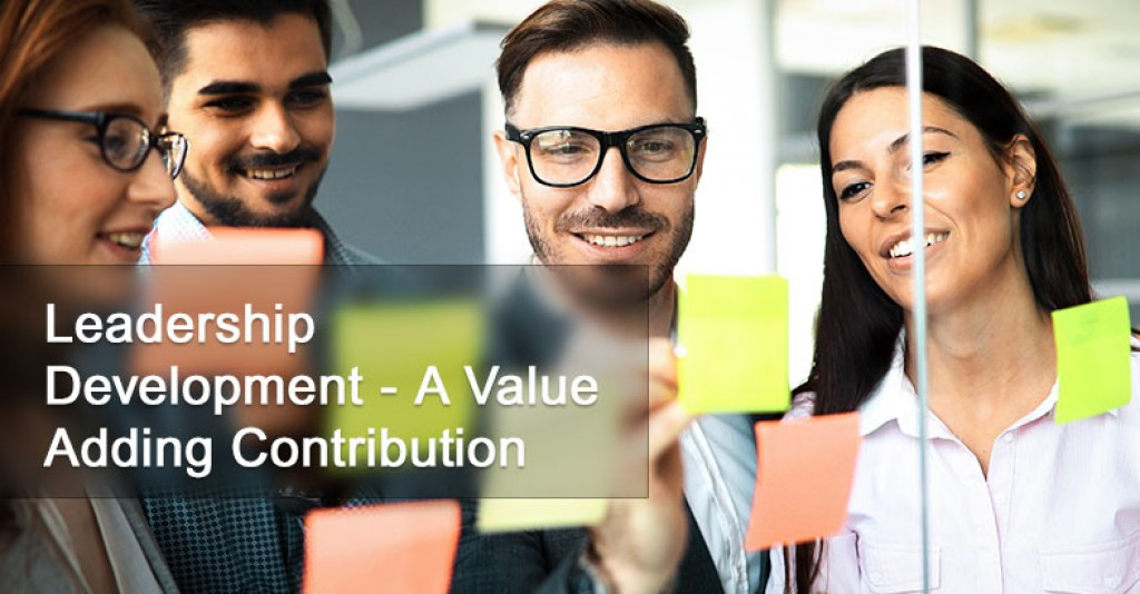 Leadership Development - A Value Adding Contribution